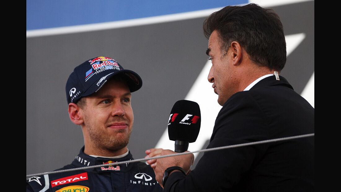 Vettel & Alesi GP Japan 2012