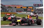 Vettel & Button - GP Kanada 2011