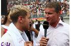 Vettel & Coulthard - 2013
