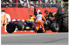 Vettel Crash - GP Kanada 2011