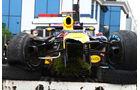 Vettel-Crash GP Türkei 2011