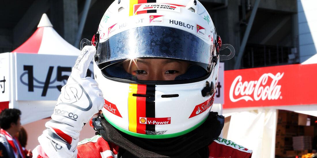 Vettel-Fan - GP Italien 2017