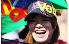 Vettel-Fans WM-Feier GP Japan 2011