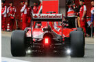 Vettel - Ferrari - Barcelona Test 2 - 2015