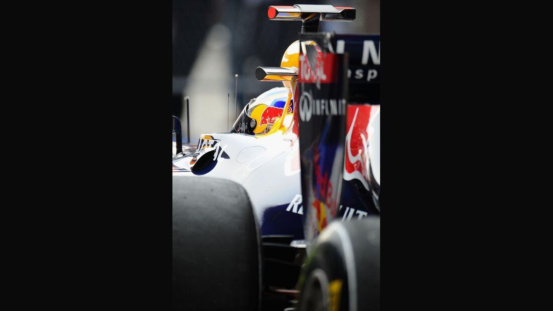 Vettel Formel 1 GP China 2011