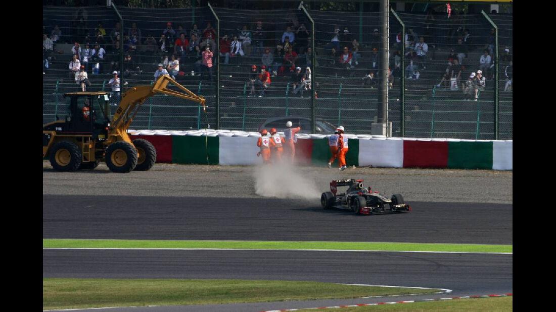 Vettel -  - Formel 1 - GP Japan - 07. Oktober 2011