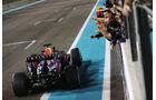 Vettel - GP Abu Dhabi 2013