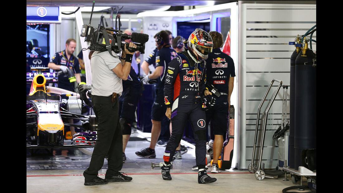 Vettel - GP Bahrain 2014