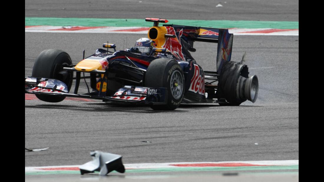 Vettel GP Belgien