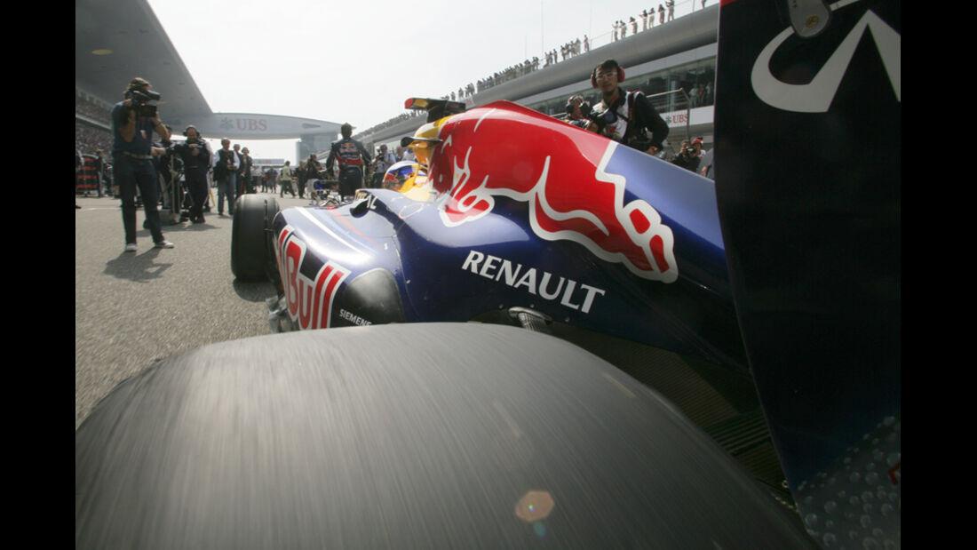 Vettel GP China 2011