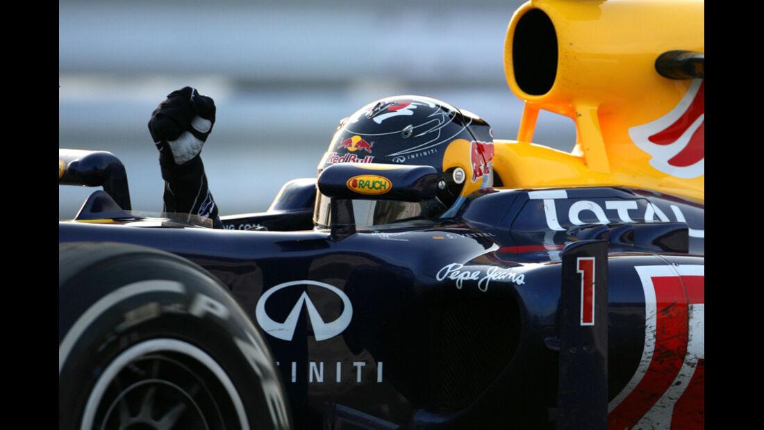 Vettel GP Japan 2011