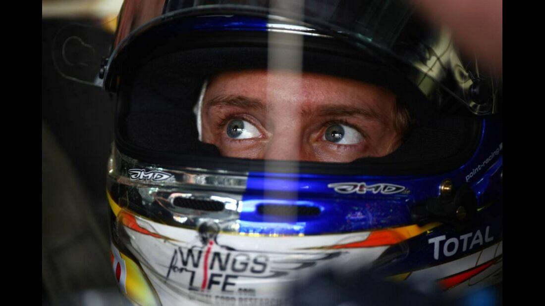 Vettel GP Malaysia 2011 Formel 1