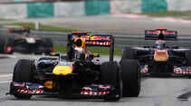 Vettel GP Malaysia 2011