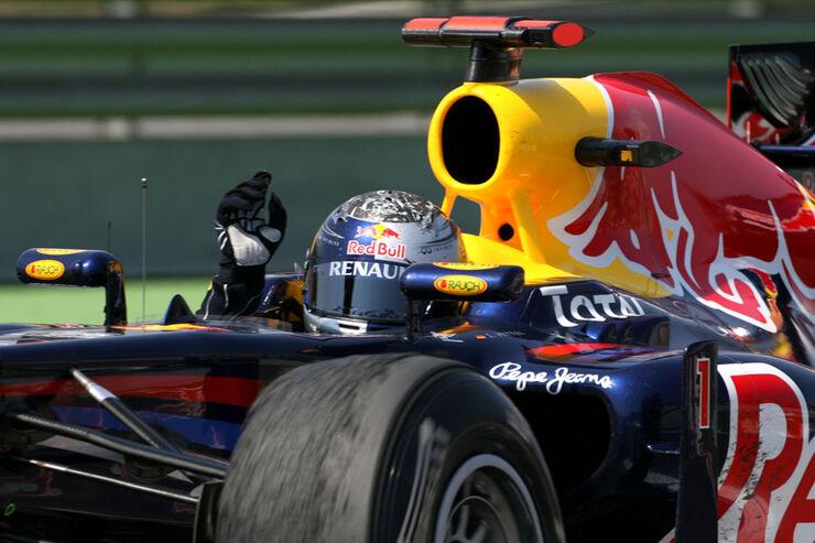 Vettel GP Spanien 2011