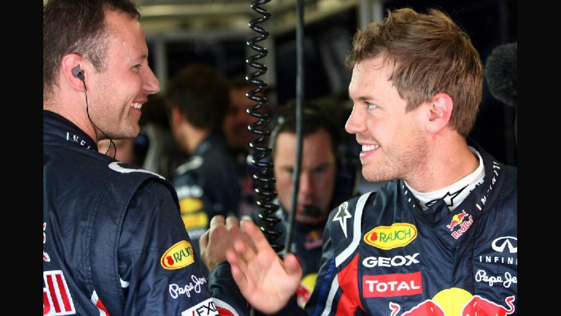 Vettel GP Türkei 2011