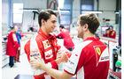Vettel & Gutierrez - Ferrari - 2015