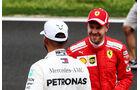 Vettel & Hamilton - Formel 1 - GP Spanien - Barcelona - 12. Mai 2018