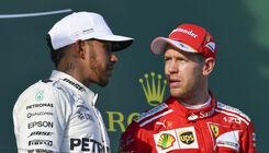 Hamilton über Fight mit Vettel