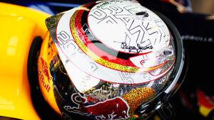 Vettel Helm GP Deutschland 2011
