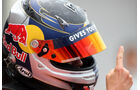 Vettel Helm GP England 2009