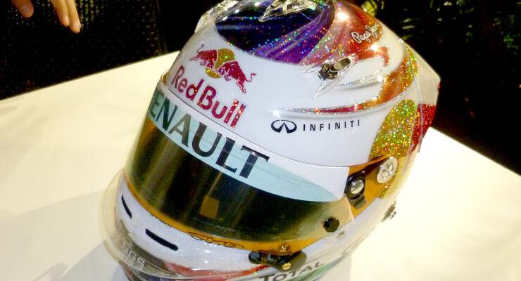 Vettel-Helm GP Singapur 2011