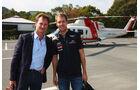 Vettel Horner WM-Feier GP Japan 2011