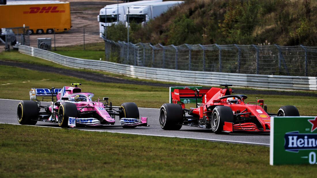 Vettel & Hülkenberg - GP Eifel - Nürburgring - Formel 1 - 2020