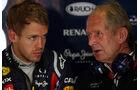 Vettel & Marko GP Spanien 2011