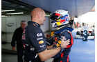 Vettel Newey 2012