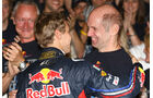 Vettel Newey GP Japan 2011