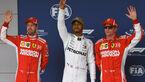 Vettel, Räikkönen & Hamilton - GP USA 2018