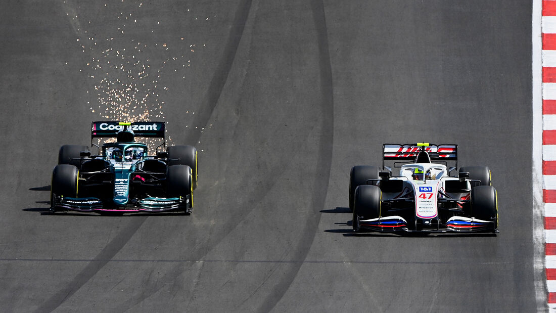 Vettel & Schumacher - GP Portugal - Formel 1 - 2. Mai 2021