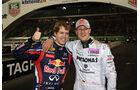 Vettel & Schumacher Race of Champions 2011