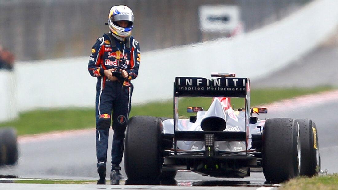 Vettel Test 2011