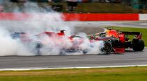 Vettel - Verstappen - GP England 2019 - Silverstone - Rennen