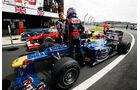 Vettel & Webber GP England Silverstone 2012