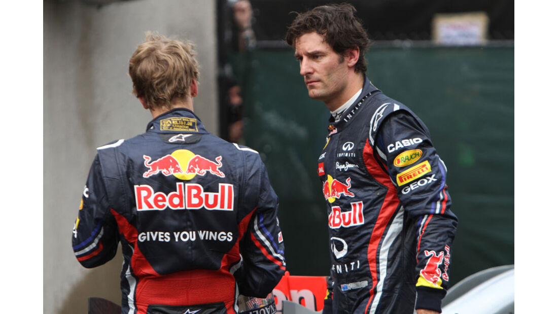 Vettel & Webber GP Kanada 2011