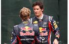 Vettel Webber Red Bull GP Kanada 2011