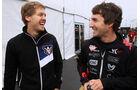 Vettel und Glock