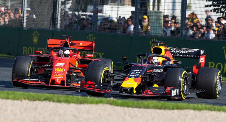 Vettel vs. Verstappen - GP Australien 2019