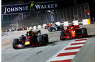 Vettel vs. Verstappen - GP Singapur 2018