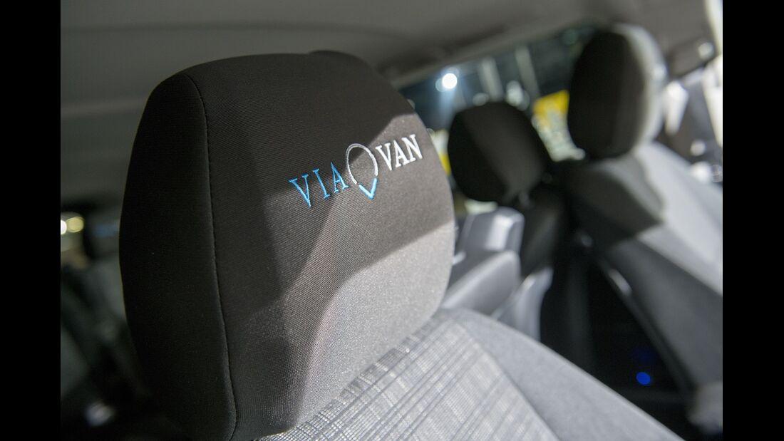 ViaVan und BVG bringen On-Demand Ridesharing nach Berlin.
