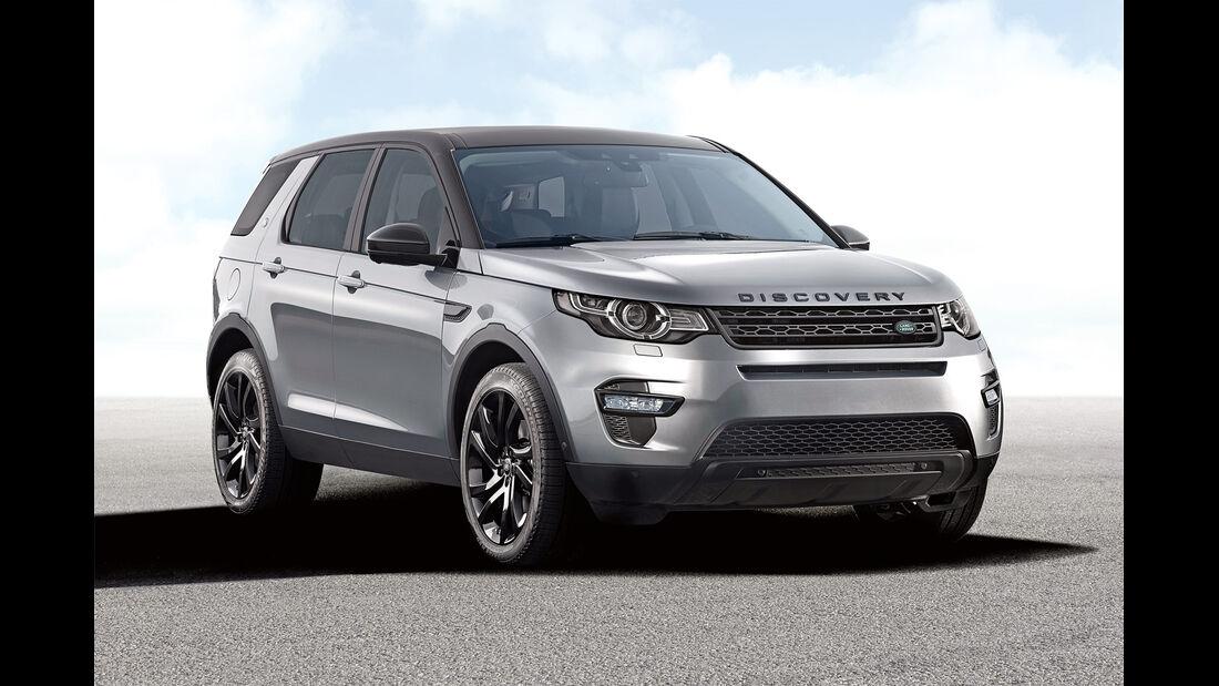 Vierzylindermotoren, Land Rover Discovery Sport