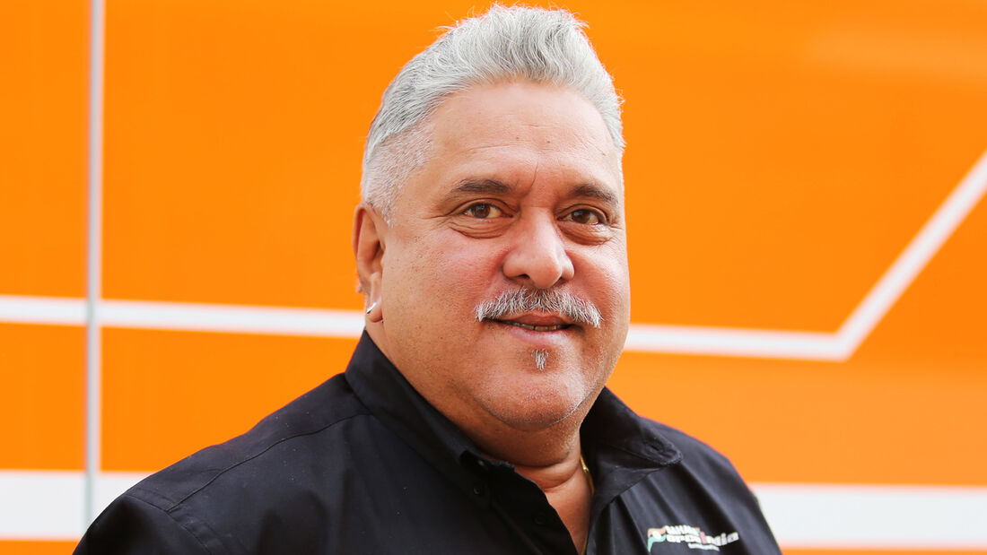 Vijay Mallya - Force India 2014