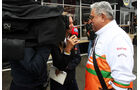 Vijay Mallya - Force India - Formel 1 - GP Belgien - Spa-Francorchamps - 24. August