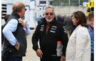 Vijay Mallya - Force India - Formel 1 - GP England - 15. Juli 2017