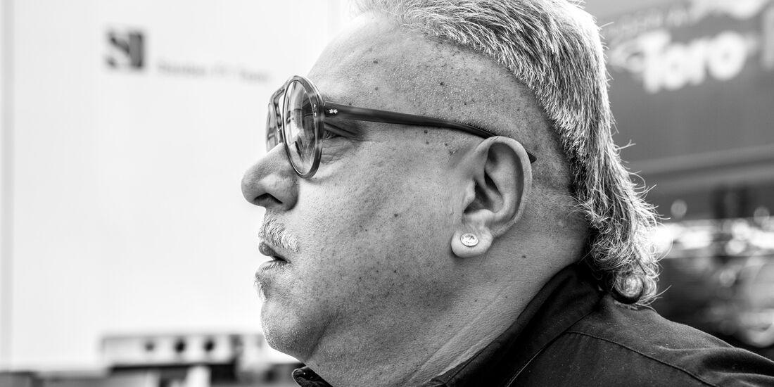 Vijayy Mallya - GP Ungarn 2014 - Danis Bilderkiste