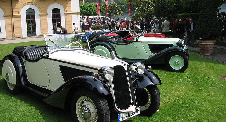 Villa D'Este 2009