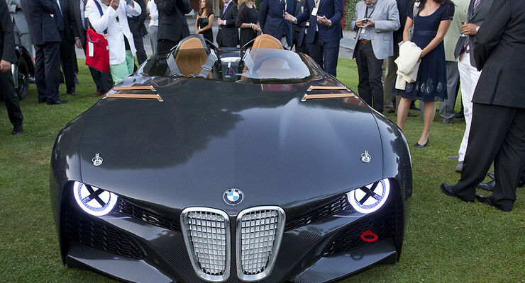 Villa d'Este 2011 Concept Cars BMW 328 Hommage