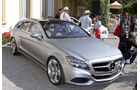 Villa d'Este 2011 Concept Cars Mercedes Concept Shooting Brake